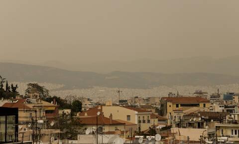 Καιρός: Πότε έρχεται το νέο κύμα αφρικανικής σκόνης - Πού θα φτάσει η θερμοκρασία την Τρίτη