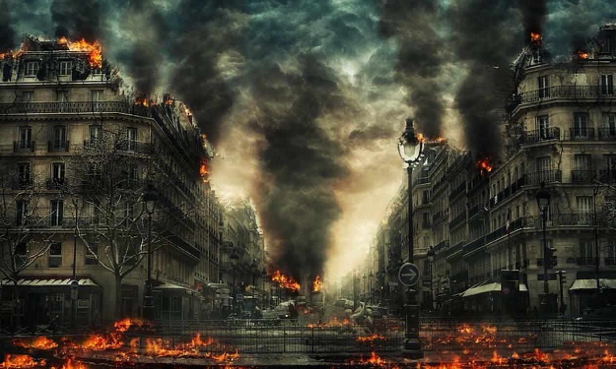 «Εφιάλτης»: ΈΡΧΕΤΑΙ «βιβλική καταστροφή» - Ποιες πόλεις κινδυνεύουν...