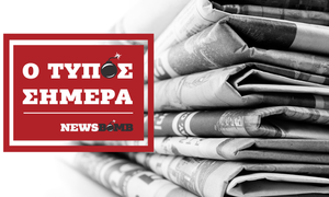Athens Newspapers Headlines (21/05/2019)