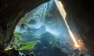 Εντυπωσιάζει η ανακάλυψη που έγινε στη μεγαλύτερη σπηλιά του κόσμου