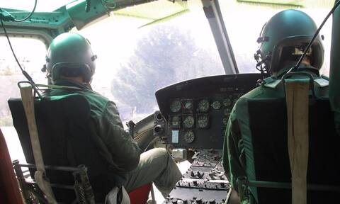 Συναγερμός: Ανετράπη αεροπλάνο της Αεροπορίας Στρατού