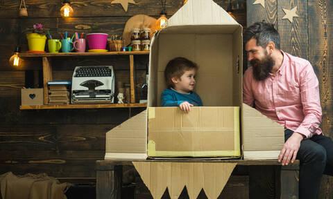 Δεκατρείς ευφάνταστες κατασκευές που θα ενθουσιάσουν μικρούς και μεγάλους (vid)