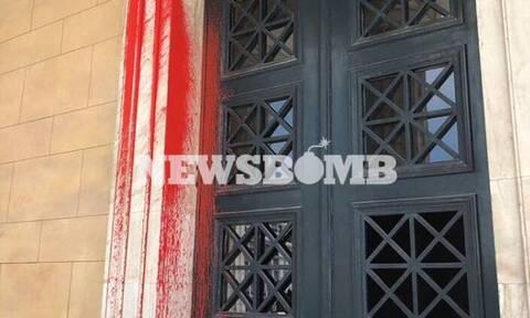 Επίθεση Ρουβίκωνα στη Βουλή: ΕΔΕ διέταξε ο αρχηγός της ΕΛ.ΑΣ.