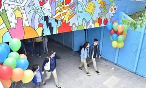 Πώς ο ΟΠΑΠ μετέτρεψε μία υπόγεια διάβαση σε ευκαιρία για διασκέδαση (vid)
