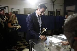 Εκλογές 2019 - Αποτελέσματα: Δείτε τι χρώμα θα έχει ο χάρτης των εκλογών το βράδυ της Κυριακής