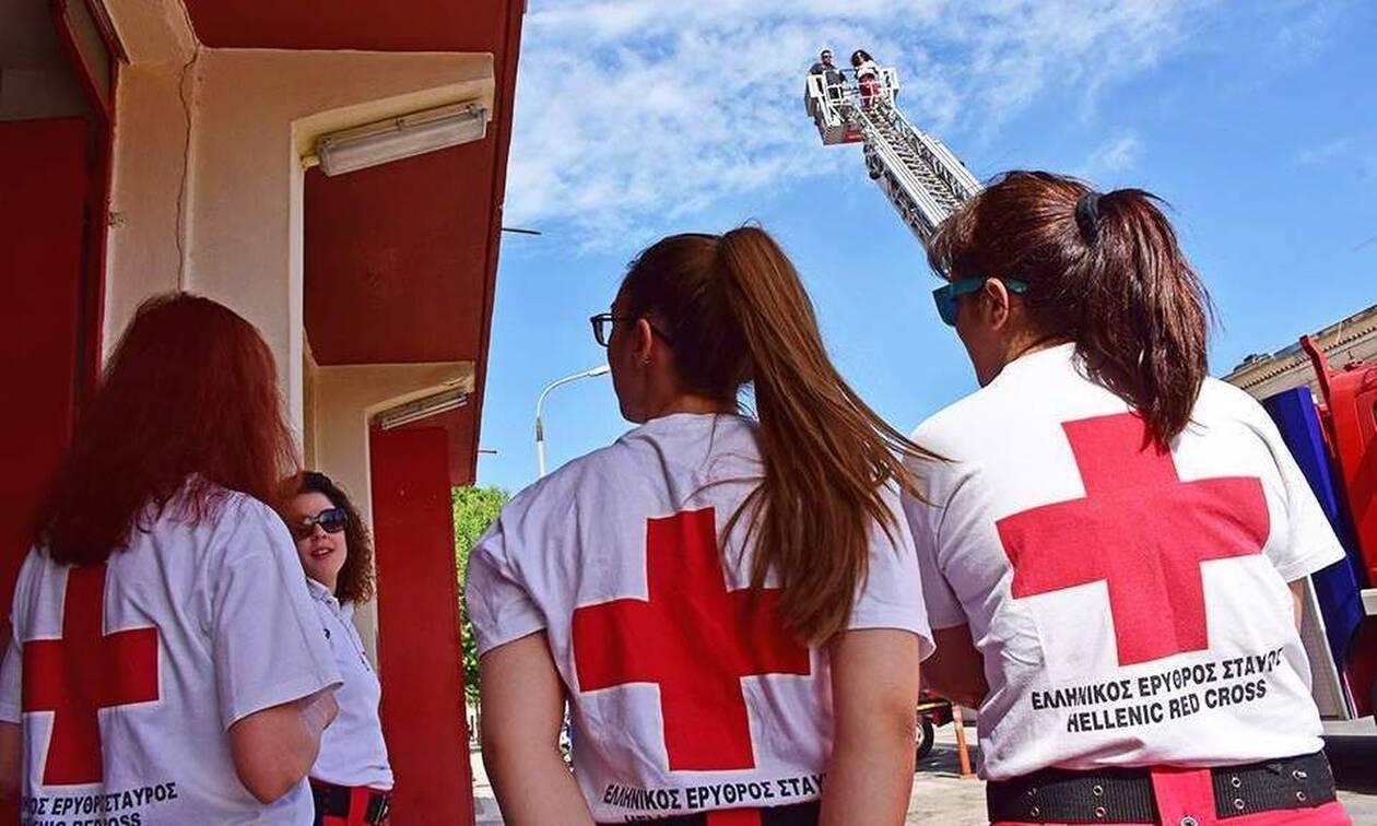 Επίσκεψη Επιτροπής Συμμόρφωσης και Διαμεσολάβησης της ΔΟΕΣ στον Ελληνικό Ερυθρό Σταυρό