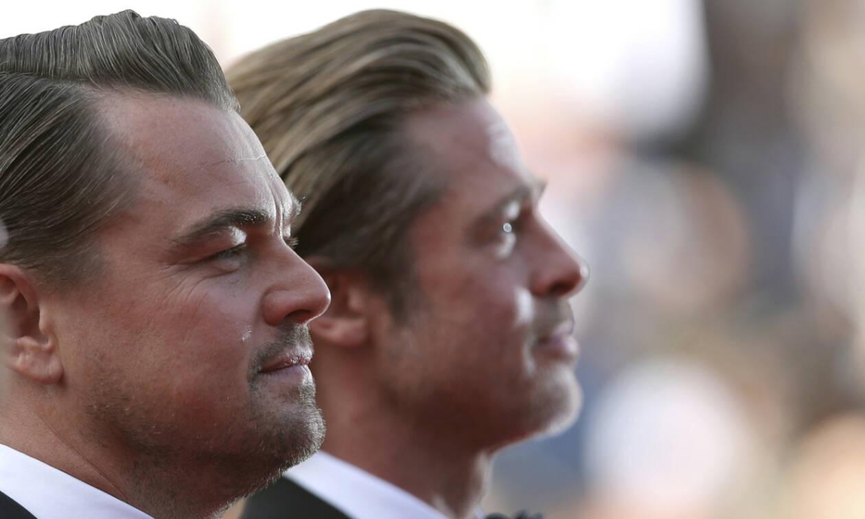 Ο Brad Pitt και ο DiCaprio, που όλες ερωτευτήκαμε, είναι ξανά κοντά μας