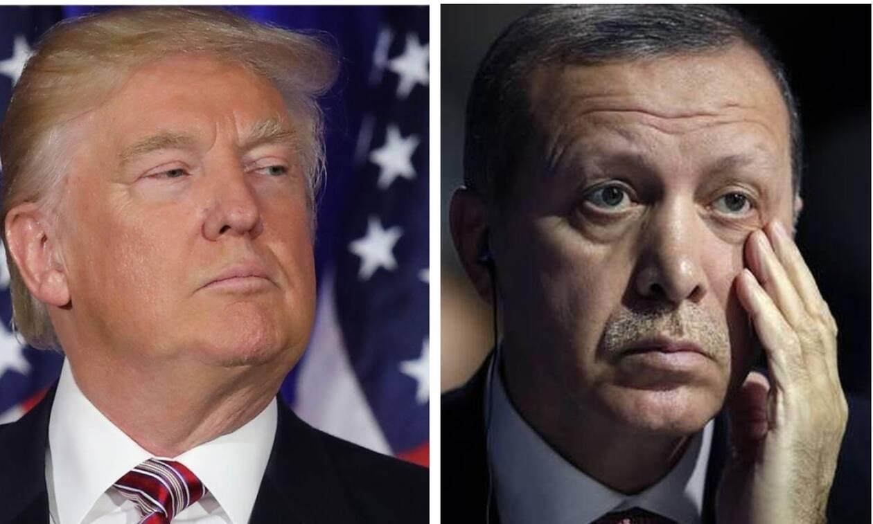 Τελεσίγραφο ΗΠΑ σε Τουρκία: Έχετε διορία 15 μέρες – Μετά θα τελειώνουν όλα…