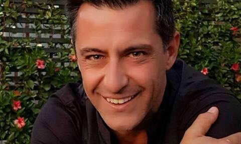 Κωνσταντίνος Αγγελίδης: Συγκίνηση για τον παρουσιαστή - Το μήνυμα της συζύγου του