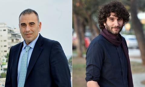 Χρυσοβερίδης - Χαρδαβέλλας: Δύο νέοι επιστήμονες με όραμα για το Παλαιό Φάληρο