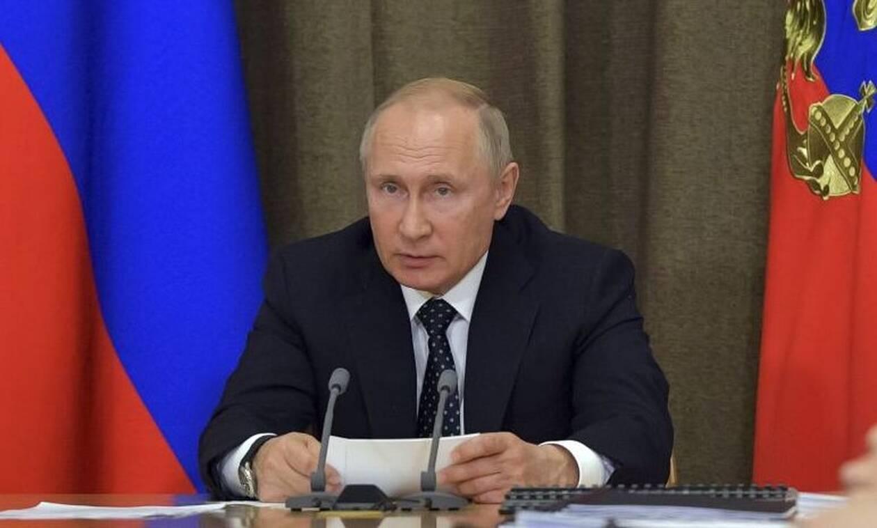 Ξανά πατέρας ο Βλαντιμίρ Πούτιν