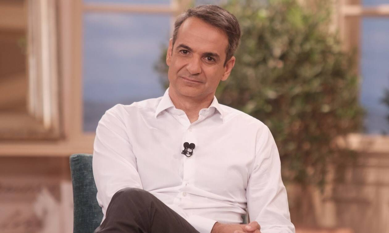 Mitsotakis: ND the only political force that can guarantee major progressive change