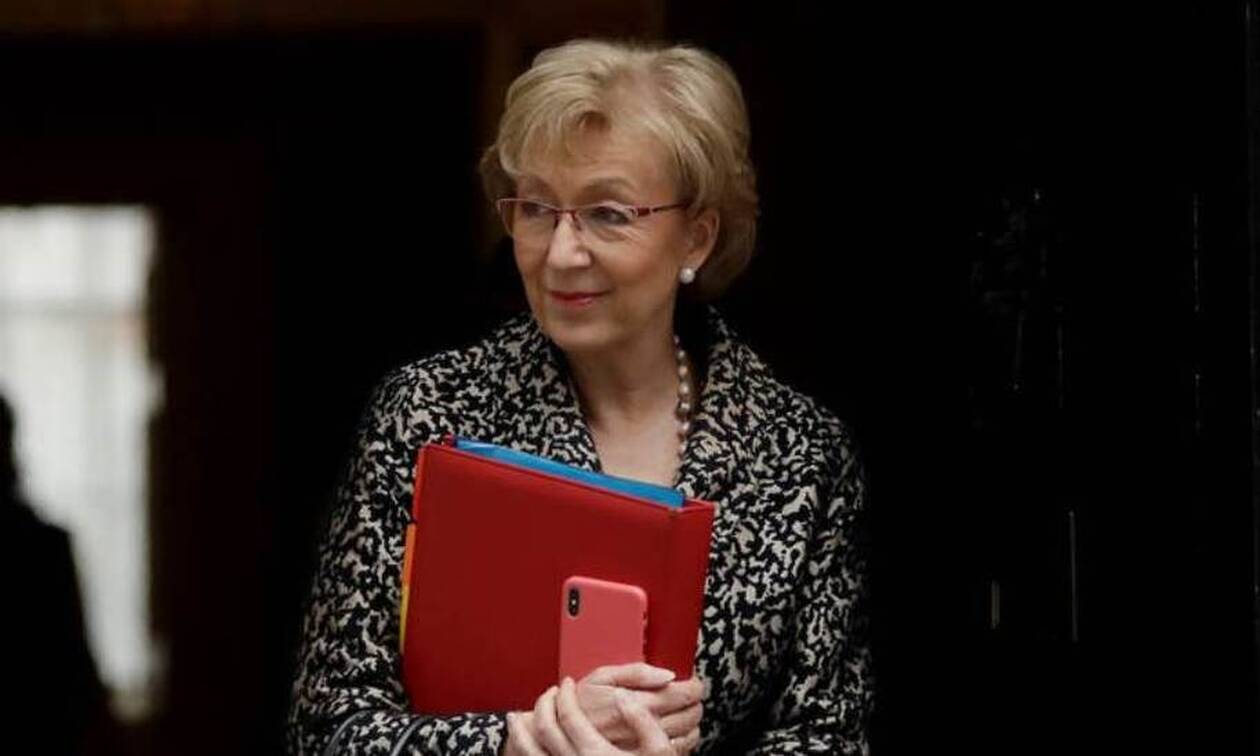 Βρετανία: Παραιτήθηκε η υπουργός Άντρεα Λίντσομ