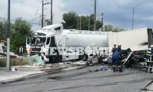 Φρικτό τροχαίο στο Κορωπί: Ταυτοποιήθηκε ο οδηγός του ΙΧ που εμπλέκεται στο δυστύχημα