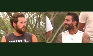 Survivor: Το ειρωνικό ύφος του Πελεκάνου στον Παναγιώτη και τα «καρφιά» (photos-video)