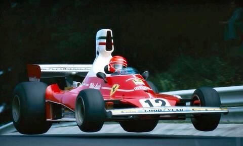 Το αντίο της Ferrari στο μεγάλο Niki Lauda