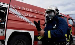 Ισχυρή έκρηξη σε εργοστάσιο στην Ελευσίνα