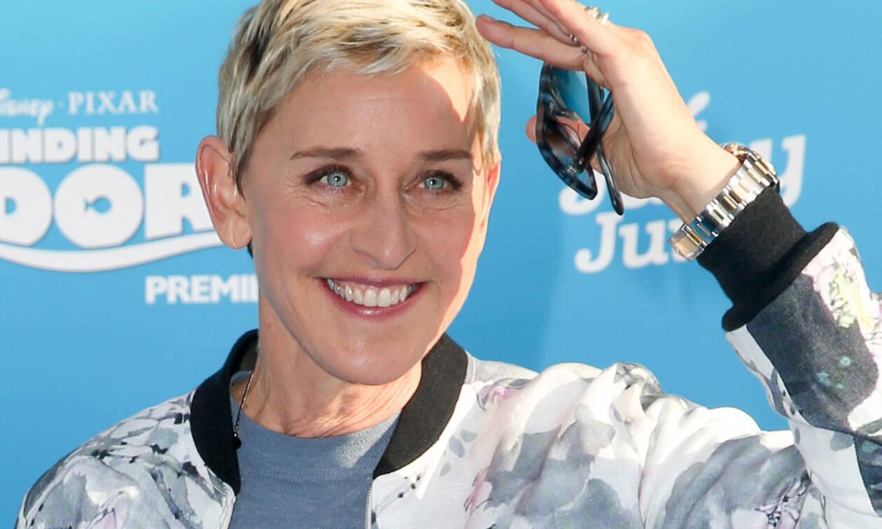 Ellen Degeneres: Η ζωή της κορυφαίας γυναίκας των media