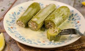 Η συνταγή της ημέρας: Κολοκυθάκια γεμιστά