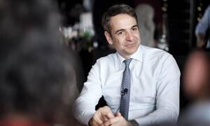 Ο Κυριάκος Μητσοτάκης έδωσε συγχαρητήρια στο Νάσο Ηλιόπουλο - Μαγκιά του