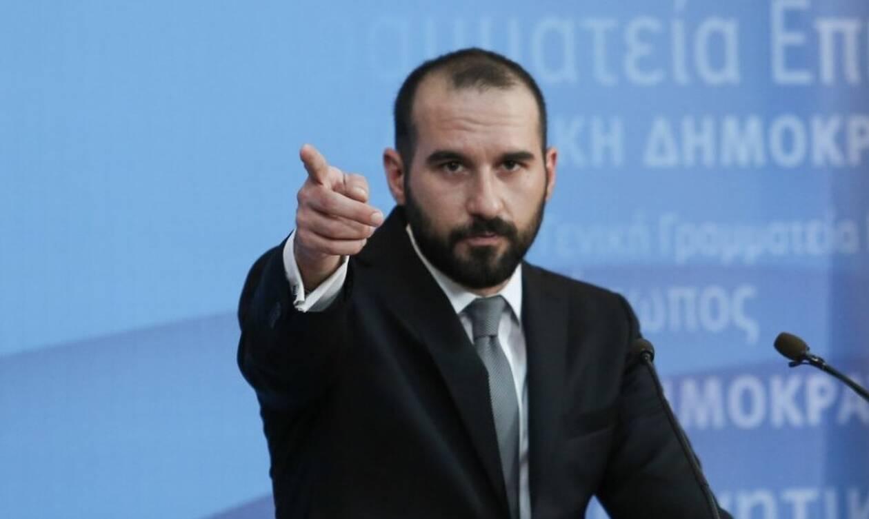 Τζανακόπουλος σε Μητσοτάκη: Μείνε μέχρι να... φύγεις