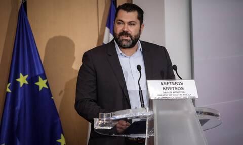 Δυναμική παρέμβαση Κρέτσου στο Συμβούλιο Υπουργών της Ε.Ε για τα fake news