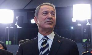 Νέες τουρκικές προκλήσεις: Ο Ακάρ αμφισβητεί τον ελληνικό εναέριο χώρο - Τι απαντά ο Αποστολάκης