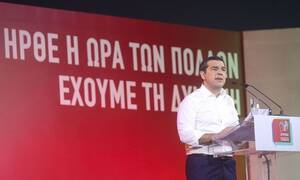 Τσίπρας από Ηράκλειο: Η Ελλάδα δεν θα γυρίσει πίσω στα σκοτεινά χρόνια του μνημονίου και του ΔΝΤ