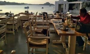 Обед в таверне на Миконосе обошелся американскому туристу в 836 евро