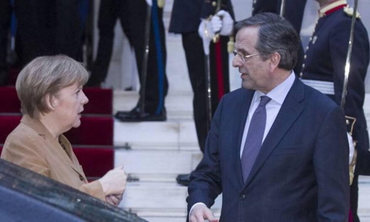 Σαμαράς: Η Μέρκελ μου είχε προτείνει να βγούμε από το ευρώ