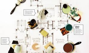 10 συμβουλές για να επιλέξεις τα σωστά χρώματα για το σπίτι σου