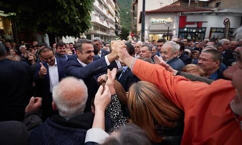 Ευρωεκλογές 2019 - Κυριάκος Μητσοτάκης: Η Βόρεια Ελλάδα θα «μιλήσει» στις κάλπες