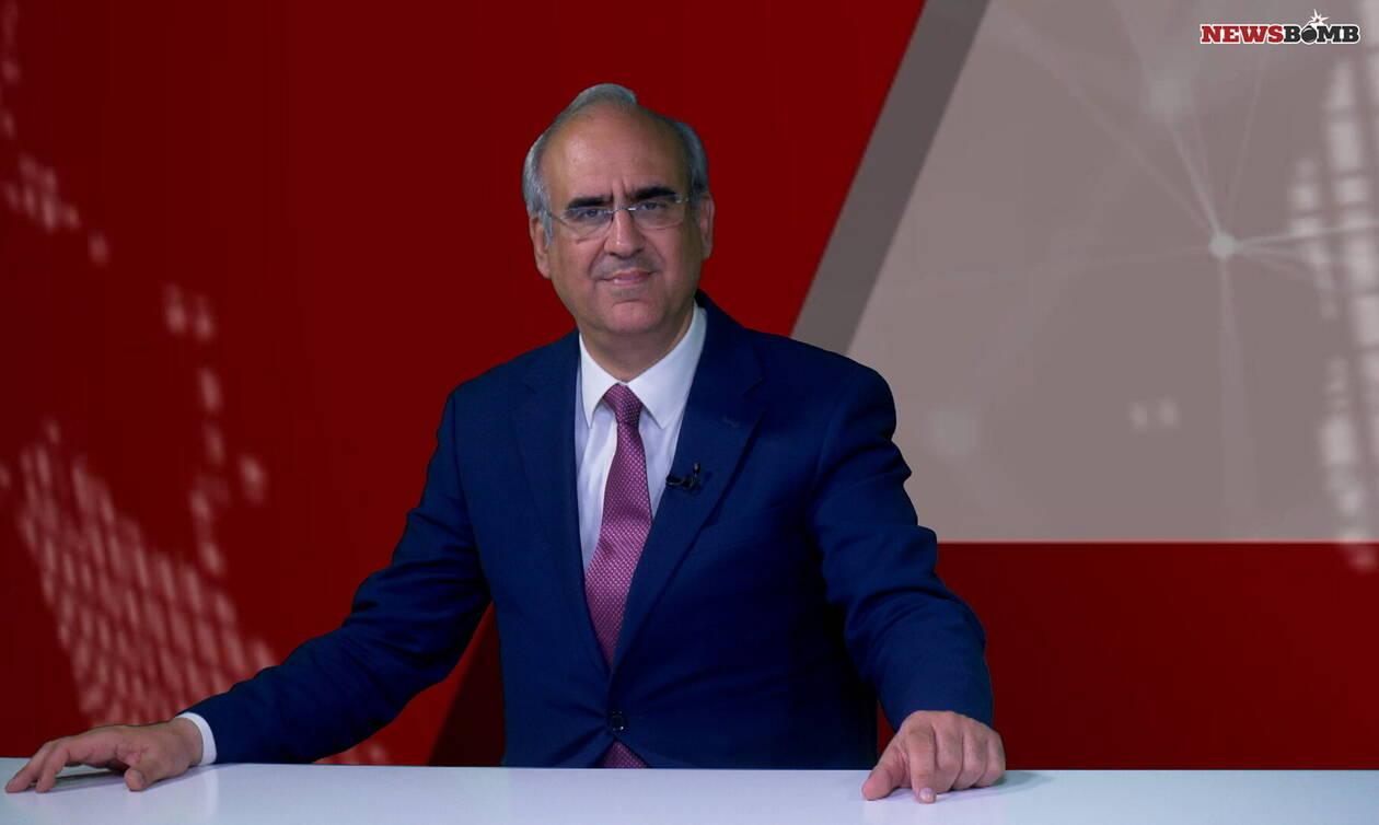 Εκλογές 2019: Ο υποψήφιος δήμαρχος Κηφισιάς, Γιώργος Θωμάκος στο Newsbomb.gr