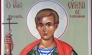 Ευγένιος Ροντιόνωφ, ένας σύγχρονος ομολογητής του Σταυρού