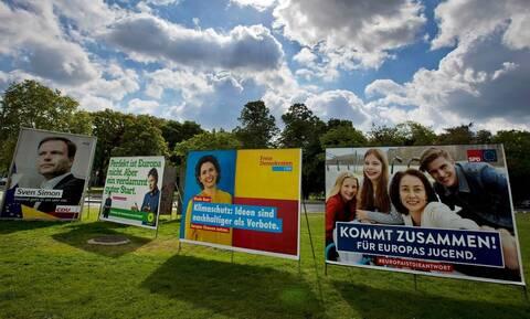 Ευρωεκλογές 2019: Δύο Έλληνες υποψήφιοι με κόμματα της Γερμανίας