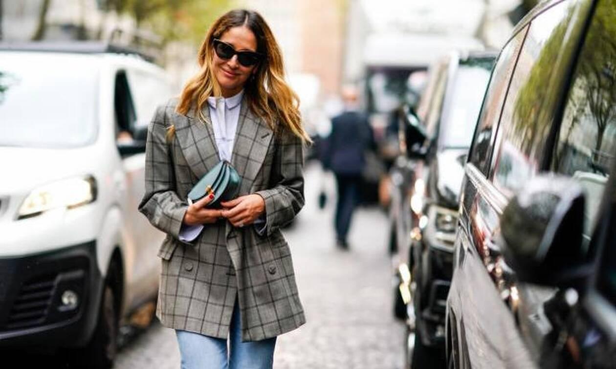 Style Trick: Διάλεξε το ιδανικό blazer βάσει του σωματότυπού σου