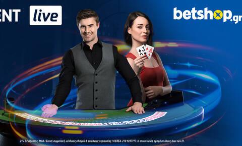 Το casino των Vib πιο δυνατό με την ΝΕΤΕΝΤ live!