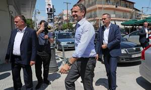 ND leader Mitsotakis: On Sunday night there will be a huge political change