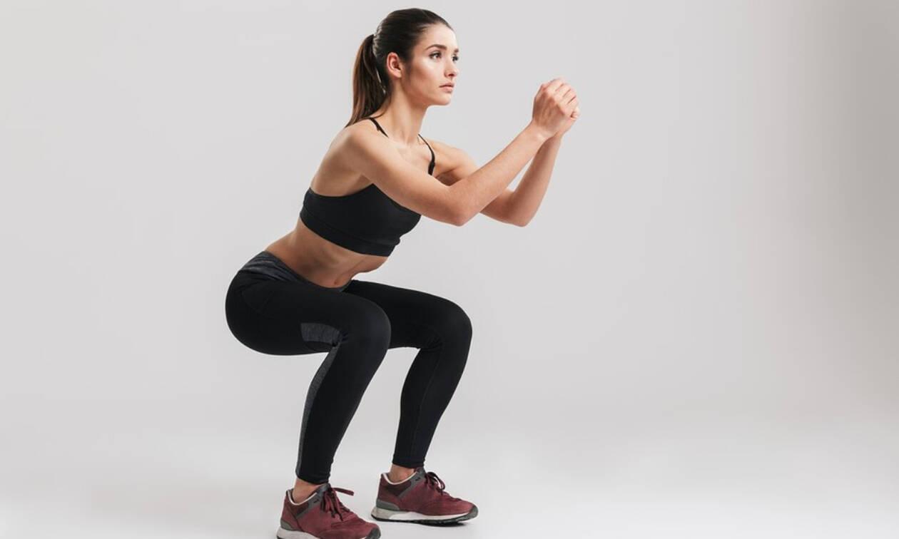 Squat: Η απόλυτη άσκηση που χαρίσει δύναμη και ισορροπία!