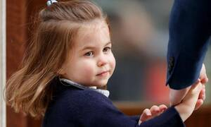 Ποιο είναι το παρατσούκλι της πριγκίπισσας Charlotte;