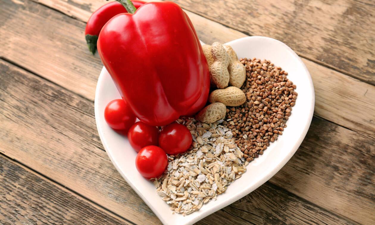 Δίαιτα DASH: Τι περιλαμβάνει & πόσο μειώνει τον κίνδυνο καρδιακής ανεπάρκειας