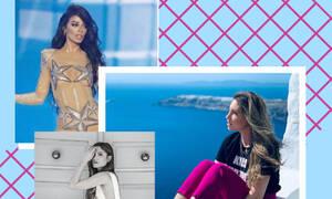 Πόσο ζυγίζουν; Δες το πραγματικό βάρος των Ελληνίδων celebrities;