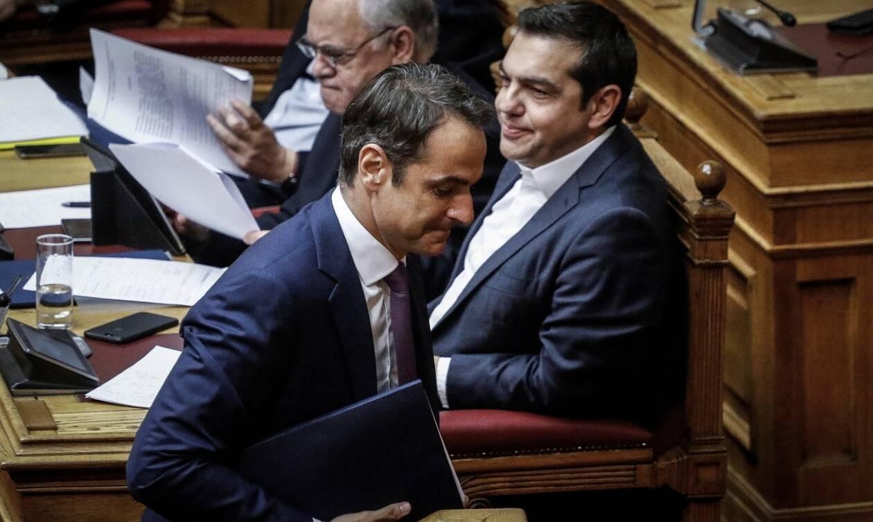 Ευρωεκλογές 2019: Ποιος θα πάει πρώτος στο Ζάππειο; Ο Τσίπρας ή ο Μητσοτάκης;