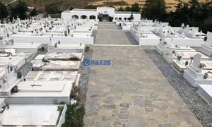 Εικόνες – ΣΟΚ: Σε αυτό το νεκροταφείο της Ελλάδας δε λιώνουν οι νεκροί
