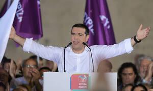 Τσίπρας: Ζητάμε δύναμη για να μην μπορεί κανείς να μας εκβιάσει και να ακυρώσει τα μέτρα ελάφρυνσης