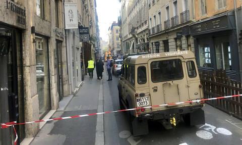 Ισχυρή έκρηξη στην Λυών: 8 τραυματίες - Για επίθεση κάνει λόγο ο Μακρόν