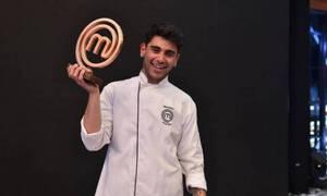 ΜasterChef τελικός: Η πρώτη ανάρτηση του Μανώλη Σαρρή μετά τη νίκη του!  (Photos)