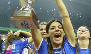 «Καυτές» και σέξι οι νέες πρωταθλήτριες Ευρώπης στο βόλεϊ!