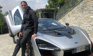 Δεν θα πιστεύεις πόσο κοστίζει το νέο σούπερ αυτοκίνητο του Ρονάλντο (photos+video)