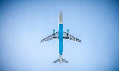 «Πάγωσε» ο πιλότος - Δείτε τι ξέχασε επιβάτης στο αεροδρόμιο (pics)